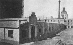 Hospital dl Mar 1918